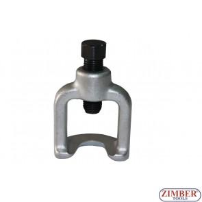 Съемник рулевых тяг и шаровых опор 40 mm - ZR-36PBJ40- ZIMBER TOOLS