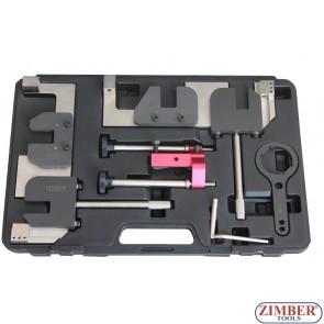 Набор инструмента для фиксации двигателя BMW S63 - ZR-36ETTSB72 - ZIMBER TOOLS