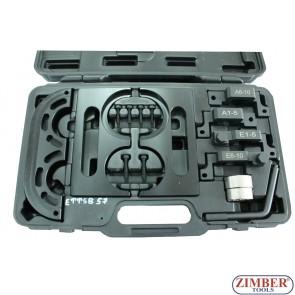 Набор инструмента для фиксации двигателя BMW S85 (E60/M5, E63/M6) ZR-36ETTSB57 - ZIMBER TOOLS.