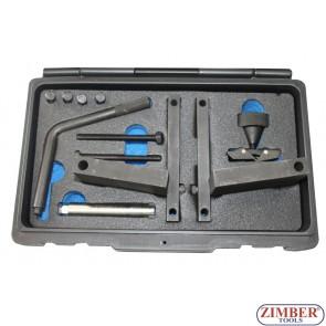 Набор для регулировки ГРМ двигателей BMW S65, ZR-36ETTSB66 - ZIMBER TOOLS.