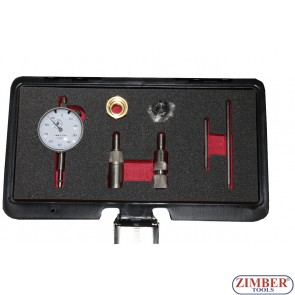 Набор регулировки тнвд Bosch VE, Kiki Nippon Denso,  ZT-04A2236 - SMANN TOOLS