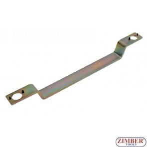 Набор инструмента для фиксации двигателя  VAG VW, AUDI A4 A6 S4 V6 2.4 2.7 2.8, ZT-04A2216 - SMANN TOOLS
