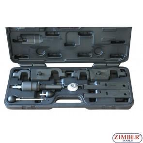 Porshe Cayenne Panamera 4.5-4.8 V8 Timing Tool Camshaft Locking Alignment Kit- ZR-36PCATK03 - ZIMBER TOOLS.