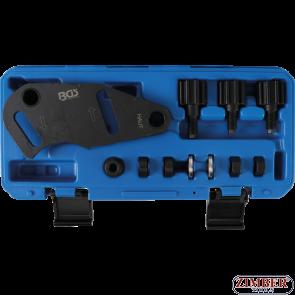 Camshaft Locking Tool for Renault 1.8 / 2.0 16V (8577) - BGS technic.
