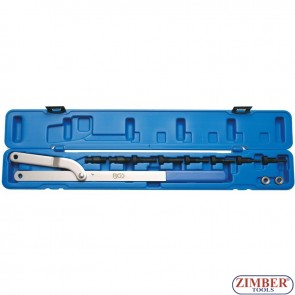 Counterholding Wrench Set with adjustable Pins - 1714 - BGS technic.