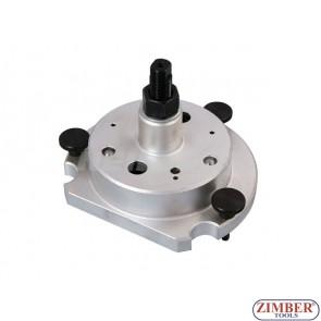 Crankshaft Seal Flange Remover and Installer VW AUDI VAG FIAT 1.4 1.6 16V, ZR-36CSFRIT01 - ZIMBER TOOLS.
