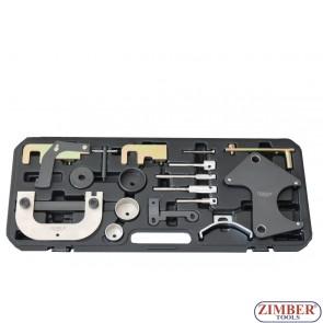 Набор инструмента для фиксации двигателя Renault,Nissan, Vauxhall/Opel- ZR-36ETTS299 - ZIMBER TOOLS.