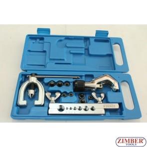 Набор для развальцовки и резки трубок - ZR-22FTSD04 - ZIMBER TOOLS