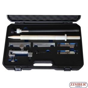 Набор инструмента для фиксации двигателя Porsche 911/Boxster 996/997/987/986 - ZR-36PCATK - ZIMBER TOOLS.