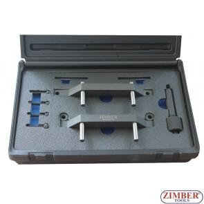 Набор инструмента для фиксации двигателя JEEP GRAND CHEROKEE V6 CRD 3.0  - ZR-36ETTS263 - ZIMBER TOOLS