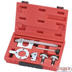 Набор фиксаторов для двигателей  Fiat 1.3 Multijet Opel 1.3 Cdti Punto 500 - ZT-04A2231 - SMANN TOOLS.