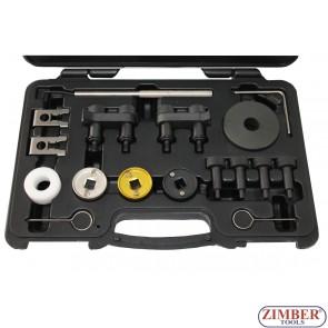 Набор фиксаторов для двигателей  VAG 1.8/2.0 TSI/TFSI - ZR-36ETTS213 - ZIMBER TOOLS.