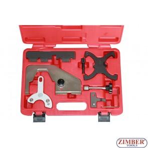 Набор инструмента для фиксации двигателя Volvo,Ford,Mazda 1.6L 2.0L T4 T5 S60 S80 V40 V60 V70 XC60 - ZT-04A2276 - SMANN TOOLS.