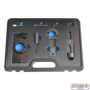 Набор инструмента для фиксации двигателя Vauxhall/Opel 2.0CDTi - ZR-36ETTS325 - ZIMBER TOOLS