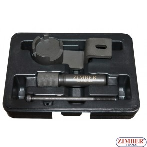 Набор инструмента для фиксации двигателя Chrysler /Jeep 2.8 CRD, 3pcs - ZR-36ETTS211 - ZIMBER TOOLS.