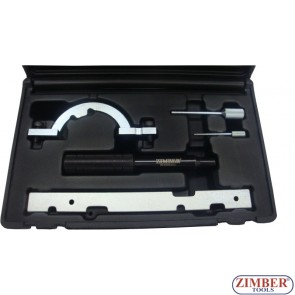 Набор инструмента для фиксации двигателя Opel Opel 1.0,1.2,1.4 - ZIMBER