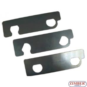 Набор инструмента для фиксации двигателя GM-OPEL 3.6L 2.8L V6 - ZR-36ETTS175 - ZIMBER TOOLS.