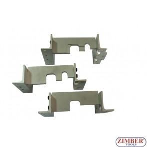 Набор инструмента для фиксации двигателя Mercedes Benz M275 600 S CL SL Klasse M275 M285 M137- ZR-36ETTSB61 - ZIMBER-TOOLS