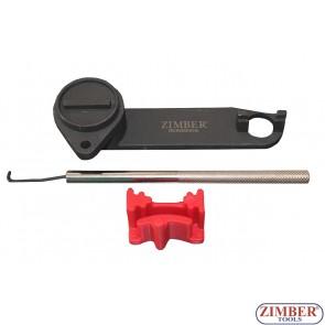 Timing Tool Kit 1.0L Petrol 3 Cylinde VW, SKODA, SEAT, ZR-36ETTS218 - ZIMBER TOOLS