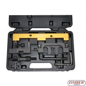 Набор инструмента для фиксации двигателя  BMW N42, N46, N46T, ZR-36ETTSB02  - ZIMBER TOOLS.