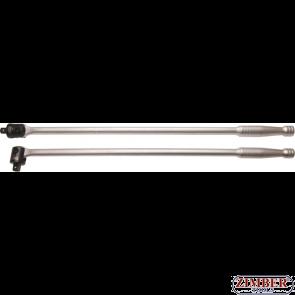 Шарнирная ручка, 1/2″, 610 мм (ZB-267) -  BGS technic