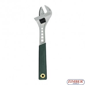 Adjustable gauged wrench 38mm,  649300A   - Force