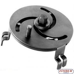 Ключ для крышки топливного насоса универсальный 89mm-170mm - ZT-04A3067 - SMANN TOOLS