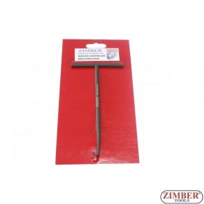 HEADLIGHT ADJUSTING AND BREAK SPRING HOOK, ZR-36SHT - ZIMBER TOOLS