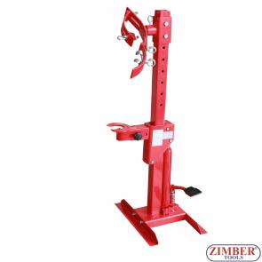 Hydraulic Strut Coil Spring Compressor Station(TRK1500-2)