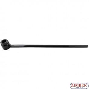 Holding Wrench | for Crankshaft Belt Pulleys | for Honda | 500 mm - 9786 - BGS technic.