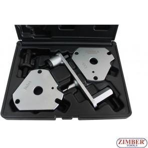 Petrol Engine Setting/Locking Kit - Fiat Lancia 1.6 16v - Belt Drive - ZR-36ETTS156 - ZIMBER TOOLS.