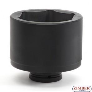 Головка ударная торцевая 3/4-1-3/8''Inch - 34.925mm.ZR-06ISS3421V-1-3/8- ZIMBER TOOLS