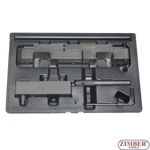 Набор инструмента для фиксации двигателя Opel 1.6 CDTI & 1.6 SIDI  Дизел.  & бензин. ZR-36ETTS291 - ZIMBER TOOLS.
