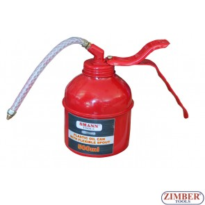 Масленка пластиковая, 500ml - ZT-01W0024- SMANN TOOLS