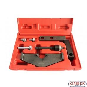 Набор механизмов для установки фаз ГРМ движков BMW MINI с движками W10 и W11- ZR-36ETTSB11- ZIMBER TOOLS.