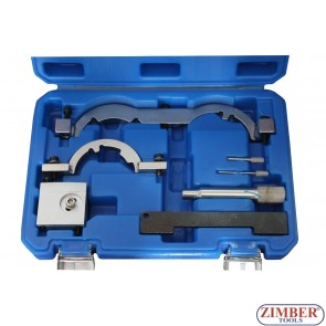 Набор инструмента для фиксации двигателя Opel/Vauxhall 1.0/1.2/1.4 -  ZT-04A2193 - SMANN - TOOLS,