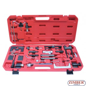 Набор фиксаторов для двигателей -VW & AUDI,ZR-36ETTS2201 - ZIMBER-TOOLS
