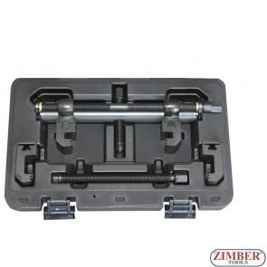 Съемник поликлиновых шкивов- ZR-36PFRDP02 - ZIMBER TOOLS