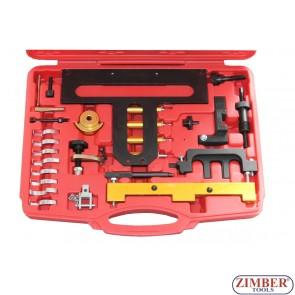 Набор инструмент для снятия и установки распредвала и ремонта механизма VALVETRONIC BMW N42, N46, N46T,ZT-05175-1 - SMANN TOOLS.