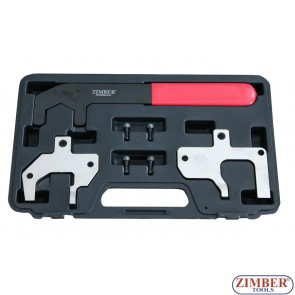 Набор инструмента для фиксации двигателя Mercedes-Benz M112 or M113 - ZR-36ETTS222 - ZIMBER TOOLS