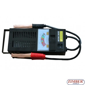Battery tester 6 AND 12 VOLT - ZK-832