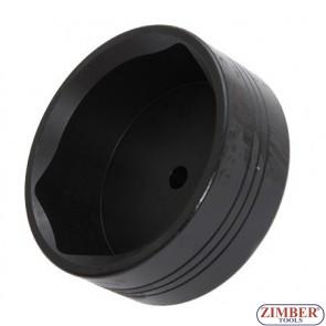 Truck Socket Tool, Rear Wheel, 111 mm, BPW 12t, ZR-36BRHNS01 - ZIMBER TOOLS