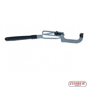 Universal pulley wrench - ZR-36UPW - ZIMBER TOOLS