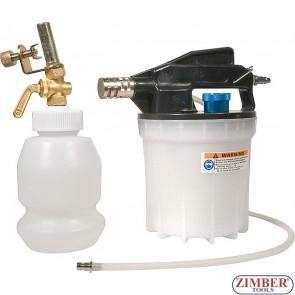 Въздушен вакуум за спирачна течност к-т - ZIMBER