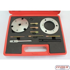 Locking Tool Set Ford 2.0 / 2.4 TDCi, ZT-04A2187 (ZT-04826) - SMANN TOOLS.