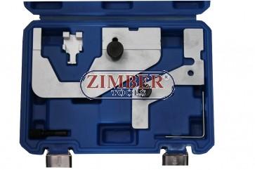 Garnitura alata za blokadu i zupčenje motora za Ford 2.0 L Ecoboost Engines, ZT-04A2199 - SMANN TOOLS.