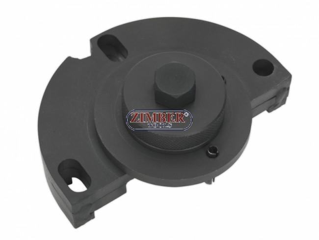 High Pressure Pump Sprocket Remover Hyundai/Kia 2 5 DIESEL - ZR-36HKPFPT -  ZIMBER TOOLS