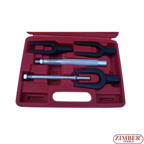 Tie Rod Ball Joint Separator Set - ZR-36TRJ05 - ZIMBER TOOLS.