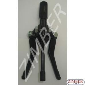 3 Jaw Inner Bearing Puller, ZR-36UBCR- ZIMBER TOOLS