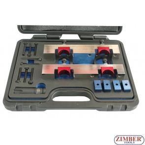 Garnitura alata za blokadu i zupčenje motora za Mercedes Benz M270, ZR-36ETTSB59 - ZIMBER-TOOLS